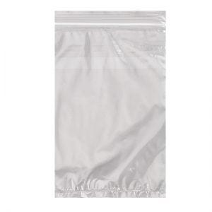 Econo-Zip Specimen Transport Bags - Clear-0